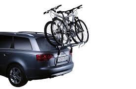 porte vélo thule clipon high 9105 comp voiture et hayon à