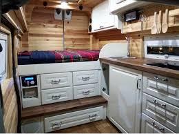 Best Sprinter Van Conversion Interior Design 31