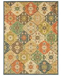 Shaw Living Neo Abstracts Alta Vista Multi Area Rug 1 8