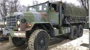100 Military Surplus Trucks For Sale US Government Is Selling To Anyone Wholl