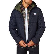 penfield makinaw insulated jacket navy free uk delivery