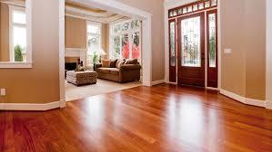 Cleaning Finished Hardwood Floors