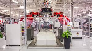 Metal Sheds Albany Ny by Tesla Sheds Hundreds Of Employees Amid Model 3 U0027production Hell