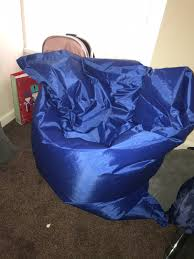 Giant Bean Bag Pear Shape Batik Denim Bean Bag Flash Fniture Small Denim Kids Bean Bag Chair Cosy Medium Blue Oversized Solid Royal 26 Foam Filled Deep Water Gaming Light Orka Classic Teardrop Cover Without Beans Xl Giant Huge Extra Large 35 Round 6ft Microsuede Lounger Relax Sacks In 2019 Mini Me Pod 2 Bean Bag Chairs One Blue Chair And Purple