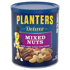 Amazon Planters Deluxe Whole Cashews Lightly Salted 1 lb
