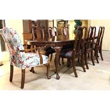 Ethan Allen Early American Maple Furniture Dining Room Chairs Country French Table And Trestle Home Design Games
