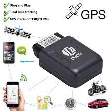 100 Truck Tracking Gps Car OBDII OBD2 Realtime GPS Tracker Device Motor
