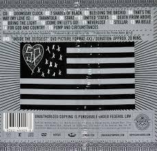 Tarantula Smashing Pumpkins Album by Pumpkins Zeitgeist Cd Dvd