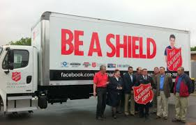 100 Salvation Army Truck Donated To Of Fort Smith Fort Smith