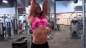 Captains Chair Abs Bodybuilding by Jen U0027ab U0027 Iritano Hanging Leg Raises Youtube