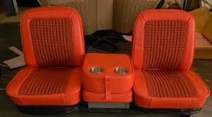100 My Truck Buddy 6768 C10 Truck Bucket Upholstery Ricks Custom Upholstery