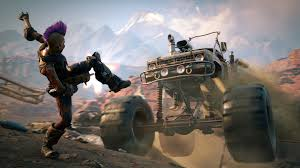 Rage 2 Wants To Improve Upon Its Predecessor, And Be A True Open ...