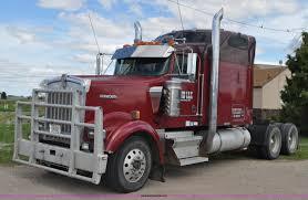100 Kenworth Semi Trucks 2000 W900 Semi Truck Item G7352 SOLD June 1 Ve