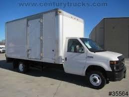 Ford E450 Van Trucks / Box Trucks In Texas For Sale ▷ Used Trucks ...