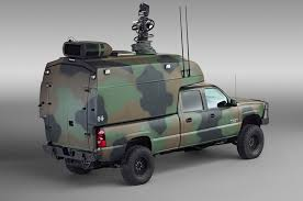 100 Military Truck S From The Dodge WC To The GM LSSV Trend