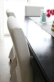 Ikea Henriksdal Chair Cover Diy by Iheart Organizing Our Dining Table Deets