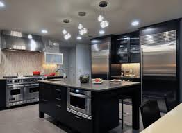 modern light kitchen elegance home design