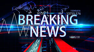 Breaking News Motion Graphics 4K Background