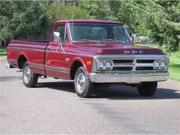 1969 GMC C/K 1500 For Sale | ClassicCars.com | CC-1055913