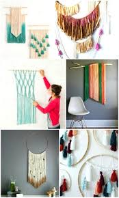 Hanging Wall Decoration Ideas Decor Best On Hangings