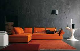 orange wohnzimmer design 40 bilder archzine net