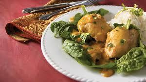 cuisiner haut de cuisse de poulet hauts de cuisse de poulet à l indienne recettes iga volaille