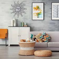 33 cm europäischen stil mode kreative wanduhr kristall silber eisen wanduhr persönlichkeit kunst dekoration wohnzimmer schlafzimmer c