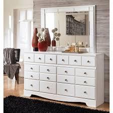 signature design by ashley weeki 6 drawer dresser with optional