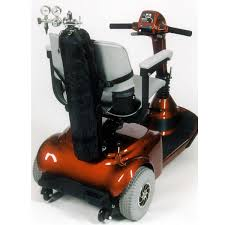 Jazzy Power Chairs Accessories by Oxygen Tank Holder For Scooters And Power Wheelchairs