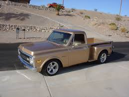 100 1969 Chevy Trucks Chevrolet C10 Shortbed Classic Pinterest