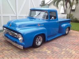 RM Sotheby's - 1956 Ford F-100 Pickup Custom | Fort Lauderdale 2018 1956 Ford Pickup Truck F100 Kustom Sweet Driver Ready To Go Drive Parts 50l V8 Dohc Engine Truckin Magazine Lost Wages Steve Stiwell Total Cost Involved Pick Up Custom Street Rod For Sale Youtube Walldevil That Looks Like A Rundown Old But Isn Gene Simmons Snakebit Sema Live Gallery Cabover Car Hauler Beautiful Hot Steemit Network