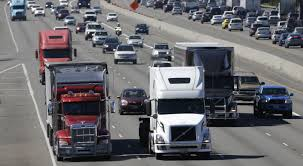 Trucking Industry's Tale Of Woe: Too Many Big Rigs - WSJ Kcdz 1077 Fm One Killed When Uhaul Crashes Into Semitruck Near Van Rental Stock Photos Images Alamy What Trucks Are Allowed On The Garden State Parkway And Where Njcom Update Bomb Techs Open Back Of Stolen Uhaul Outside Oklahoma City Driving 26 Uhaul Chevy 496 Engine Youtube About Truck Rentals Pull Into A Plus Auto Performance Supergraphics Washington Who Has The Cheapest Moving Best Image Deals Budget Truck Used To Try Break In Fresno Pharmacy
