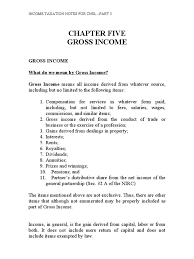 Cal Grant B Income Ceiling by Taxation Notes Part 3 Tax Deduction Capital Gains Tax