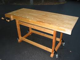 Build This Woodworkers Workbench To Learn Mortise Tenon Joinery