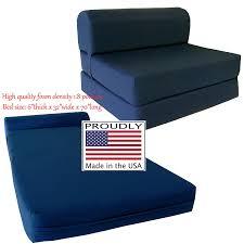 Foam Flip Chair Bed by Sleeper Chair Folding Foam Bed Full Size Ktactical Decoration