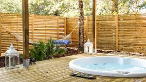 chambre hote spa bed and breakfast in wooden hut and spa in bordeaux audenge
