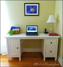 Ikea Corner Desks For Home by Ikea Hemnes Desk With 2 Drawers Home Office Solid Wood Various