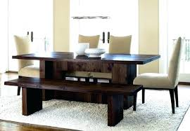 Dining Room Table Bench Set Chairs And Benches Beautiful Furniture Or Tables Expandable