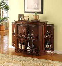 Brilliant Solid Wood Bar Cabinet Clever Cool Liquor Design Ideas Kitchen Designs 2015