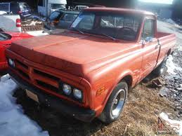 1972 GMC PICKUP SHORTBED