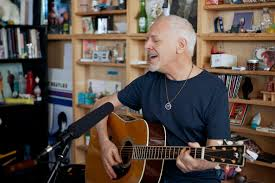 peter frton plays a tiny desk concert for npr featuring