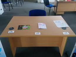 Complete Office Furniture Set Up - Desks, Chairs, Filing, Cupboard, Table |  In Southampton, Hampshire | Gumtree