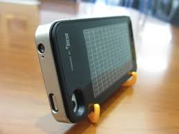 Solar Powered Charger Case For iPhone
