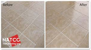 sealing ceramic tiles with a high gloss sealer