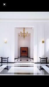 Fabulous Black And White Floor Design Pierre Yovanovitch