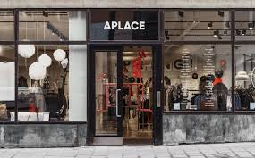APLACE Fashion Store Magazine