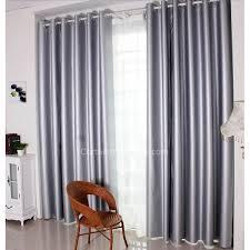 beste schwarze vorhänge in silber für wohnzimmer oder