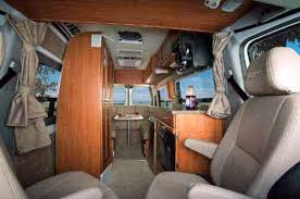 Sprinter Conversions Turning A Mercedes Van Into The