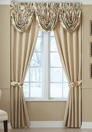 Carolina Panthers Bedroom Curtains by Croscill Daphne Window Treatments Belk
