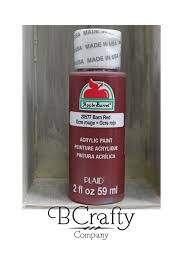 Barn Red Craft Paint Apple Barrel - 2 Oz Acrylic Paint | BCrafty ... Feeling Blue About The Onic Sugardale Barn Along Inrstate 35 Behr Premium 8 Oz Sc112 Barn Red Solid Color Waterproofing Favorite Pottery Paint Colors2014 Collection It Monday Amazoncom Kilz Exterior Siding Fence And 1 The Joy Of Pating S3e11 Rustic Youtube Kilz Gallon White Walmartcom Latex Paints Majic Craft Apple Barrel 2 Acrylic Bcrafty About Brushy Run Oil Petrochemical Acrylic Paint Varnish Problems At Lusk Farm